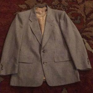 ⬇️ Vintage  Christian Dior Suit Jacket, Sz 38R